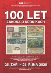 """Výstava """"100 let zákona o kronikách"""" v Muzeu Podkrkonoší v Trutnově"""